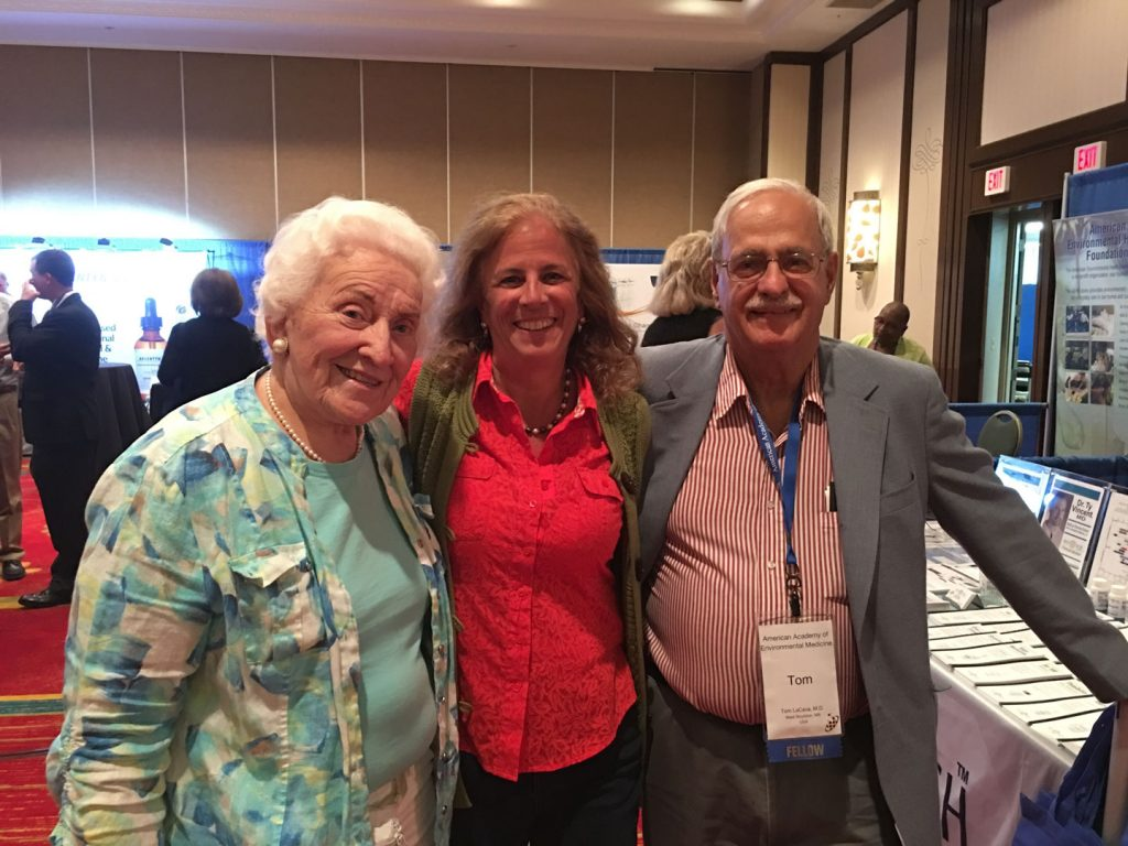Doctors: Doris Rapp, Lisa Nagy & Thomas LaCava