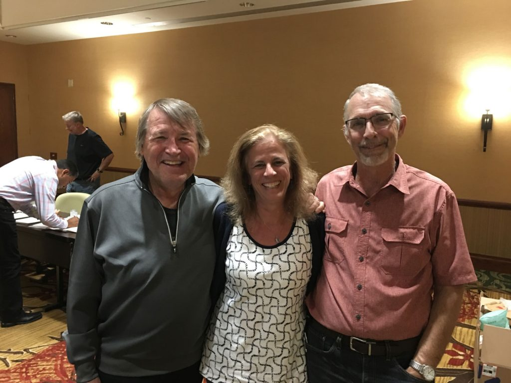 Dr. Steven Sinatra, Lisa Nagy , Tom Lowe from SOPE MED Meeting